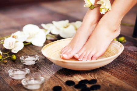 foot spa, prevent calluses, prevent foot callus